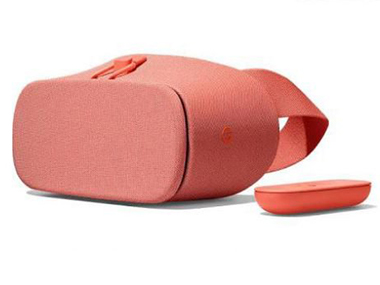 New Google Daydream View headsets to come in three new colours and cost $99- Technology News, Firstpost