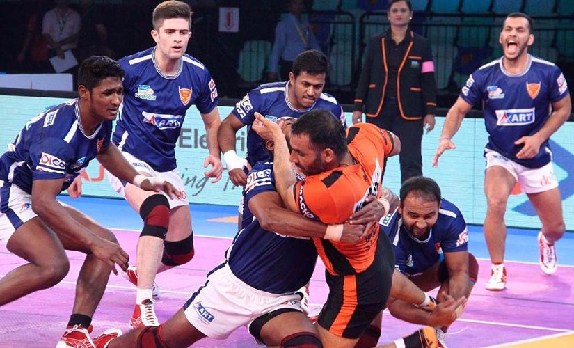 Pro Kabaddi League 2017 From home curse to resurgence of bottomranked teams takeaways from Delhi leg