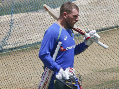 India vs Australia: Aaron Finch to be rested for visitors' warm-up match against Board President's XI