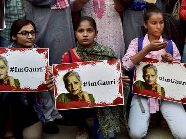 Gauri Lankesh murder Coverage shows complete disregard for journalistic principles as outrage replaces objectivity