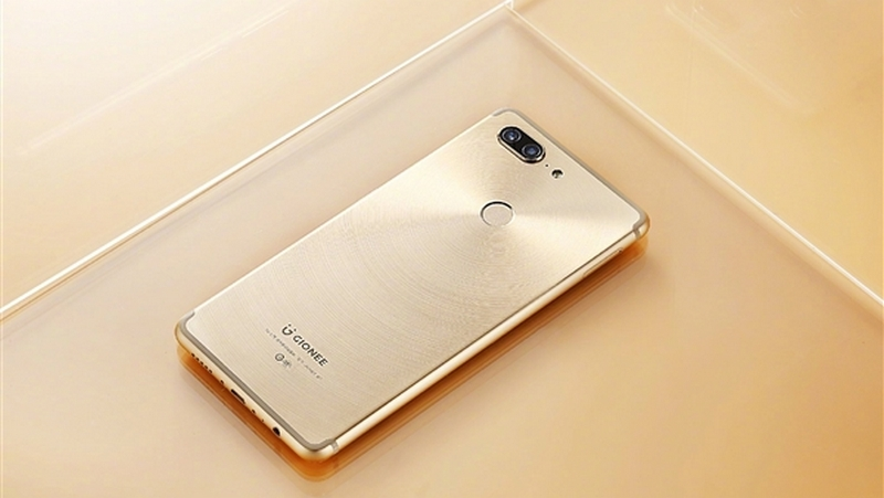 Teased Gionee M7 Image Suggests Fingerprint Scanner on Rear Panel