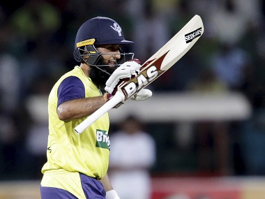 Pakistan vs World XI: Hashim Amla's controlled aggression makes him a true pioneer in T20 cricket