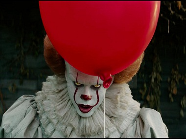 A still from It. Image courtesy: Twitter