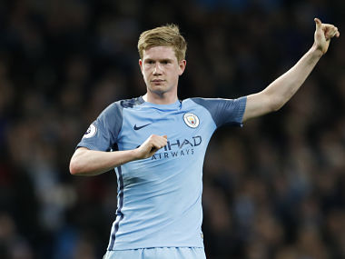 Premier League Kevin De Bruyne says Manchester City would find it hard matching Arsenals Invincibles