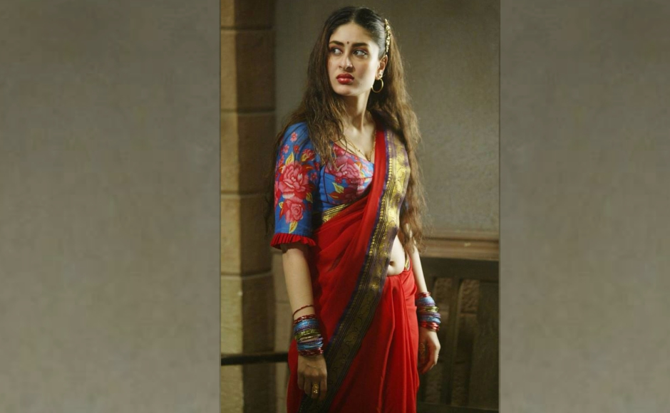 Kapoor was lauded for her stellar performance in Sudhir Mishra and Anant Balani's Chameli. Image from Facebook/Great Stars.