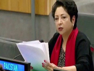 Pakistans Maleeha Lodhi says UNSC closeddoor meeting nullifies Indias claim of Jammu and Kashmir being internal matter