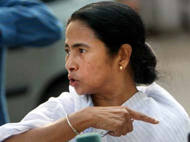 Mamata Banerjee calls opposition to Padmavati 'super emergency,' says freedom of expression being destroyed
