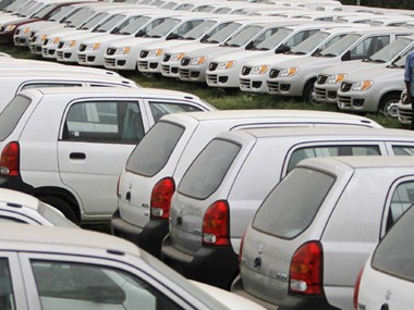 Maruti Suzuki August sales up 238 at 163701 units compact cars up 624