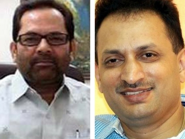 Cabinet reshuffle: MA Naqvi's elevation may please Muslim voters, but Anant Kumar Hegde could play spoilsport