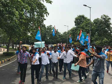 DUSU election results 2017: ABVP on losing spree; backlash to Right ideology may have begun on campuses
