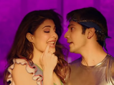 Judwaa 2: 'Ooonchi Hai Building 2.0' fails to bring anything new to the iconic Anu Malik song