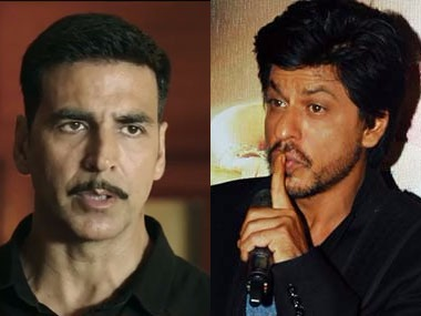 SRKs TED Talks India Nayi Soch reportedly postponed to avert clash with Akshay Kumar Farah Khans shows