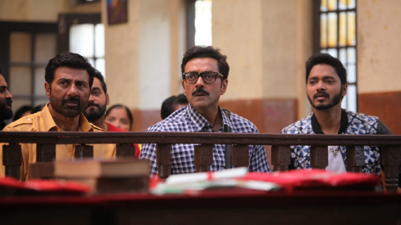 Poster Boys movie review Bobby Sunny Deol are funny but a bad plot cant hide behind humour