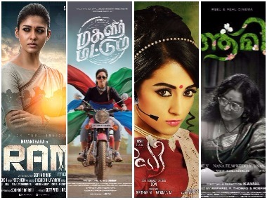 Manju Warrier, Nayanthara, Jyothika: Female stars are marching to a different, but no less successful, beat