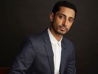 Riz Ahmed. Image from Twitter/NCA.