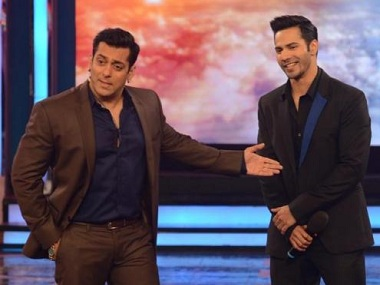 Salman Khan, Varun Dhawan could share screen space in Kick sequel after Judwaa 2