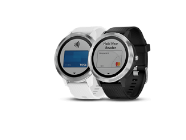 Garmin partners with Mastercard and Visa to enable contactless payments, on its vivoactive 3 smartwatch- Technology News, Firstpost