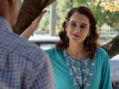 Kangana Ranaut: 'I would have rejected Hansal Mehta's Simran had it remained a thriller'