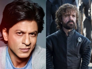 Is Shah Rukh Khan's character in Anand L Rai film inspired by Tyrion Lannister from Games of Thrones?
