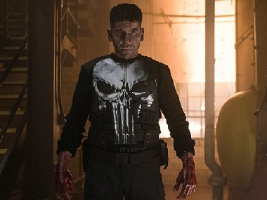 Marvel's The Punisher cancels its panel at New York Comic Con after Las Vegas shooting