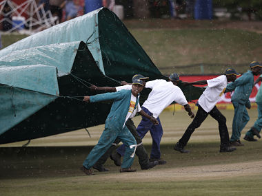 ECB to experiment with 'giants tents' to end rain woes in cricket, says report