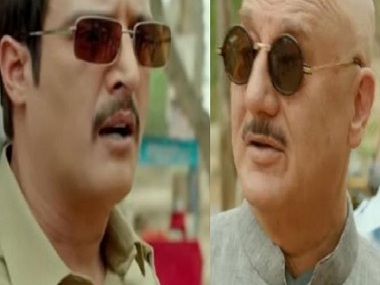 Ranchi Diaries movie review: Jimmy Sheirgill, whatcha doin' in this whatever-you-wanna-call-it?