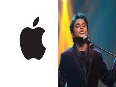 Apple collaborates with AR Rahman to open two music labs; Chennai, Mumbai chosen as locations