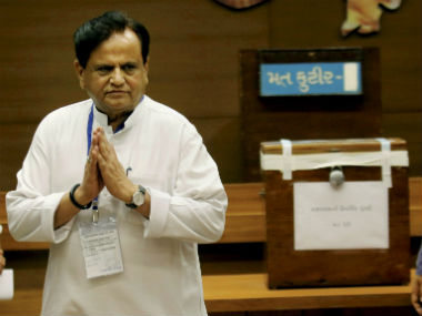 BJP doesn't have sole contract over nationalism, says Ahmed Patel amid row on Islamic State links