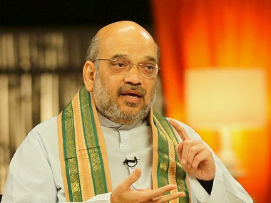 Amit Shah asks Congress to clear its stand on separatists Rohingyas