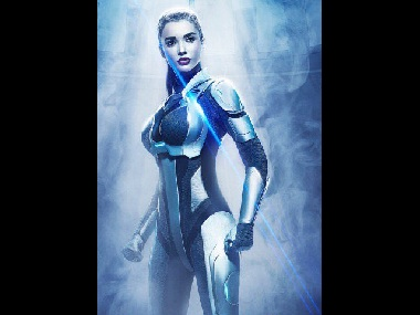 2.0: First look of Amy Jackson revealed from Rajinikanth, Akshay Kumar starrer