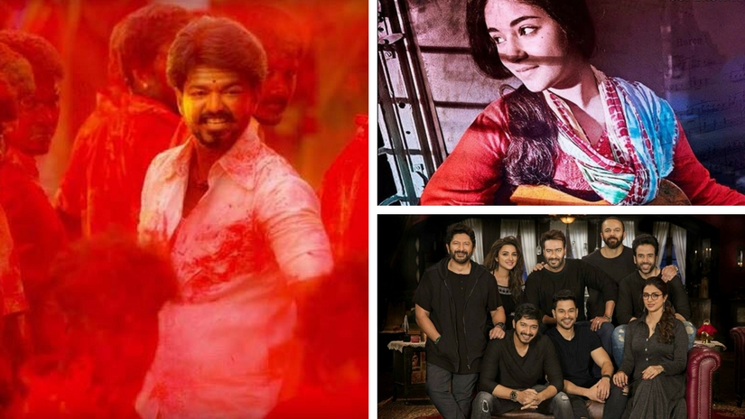 Golmaal Again mints Rs 136 cr Mersal heading towards Rs 200 cr Week 1 boxoffice collections