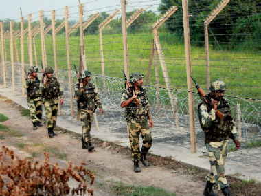 BSF confiscates 55 kg heroin worth Rs 5 crore from India-Pakistan border in Gurdaspur