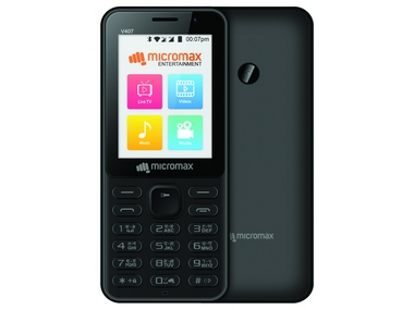Micromax unveils Bharat 1 in collaboration with BSNL; a 4G VoLTE-enabled feature phone at Rs 2,200