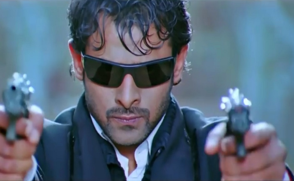 Billa (2009) stars Prabhas in a double role; the underworld don Billa and the common man Ranga. Image from Twitter.