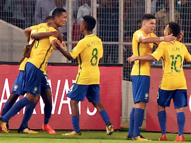 FIFA U17 World Cup 2017 Happy with style of play but a lot more to do says Brazil coach ahead of semis