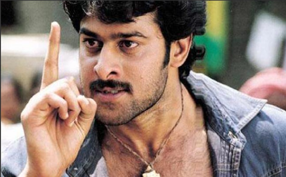 Chhatrapati (2005) was Prabhas's first collaboration with acclaimed Baahubali director SS Rajamouli. This action film was a huge critical and commercial success upon its release. Image from Twitter.