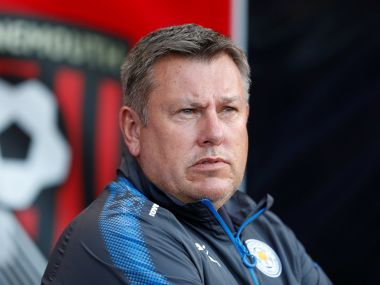 Premier League Leicester City sack manager Craig Shakespeare four months after appointment
