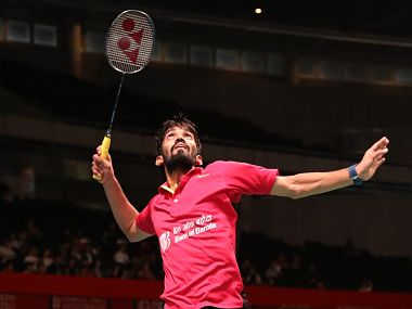 Denmark Open Superseries Premier Kidambi Srikanth thrashes Lee Hyun Il in 25 minutes to win title