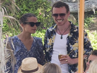 Michael Fassbender, Alicia Vikander have reportedly gotten married in Ibiza in a private ceremony