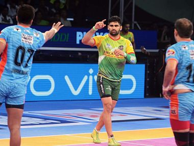 Pro Kabaddi League 2017 Pardeep Narwal helps Patna Pirates snap Bengal Warriors hoodoo enter 3rd final