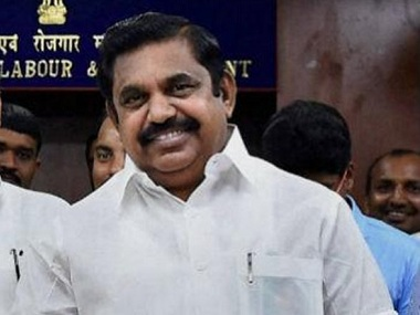 Madras HC adjourns AIADMK MLAs' disqualification case to 2 November, stay on floor test remains