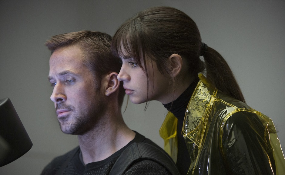 Blade Runner 2049: Ryan Gosling, Harrison Ford are on the run in stills from sequel of sci-fi film