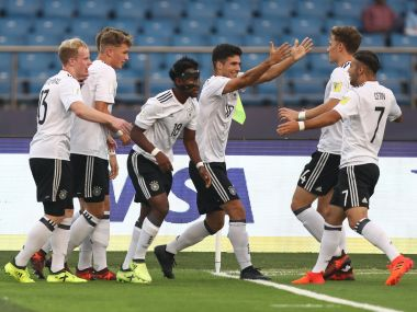 FIFA U17 World Cup 2017 Germany returned to efficient best against Colombia to banish ghosts of Iran loss