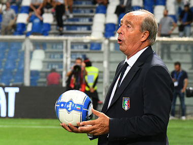 FIFA 2018 World Cup qualifiers Italy failing to qualify would be catastrophic says coach Giampiero Ventura