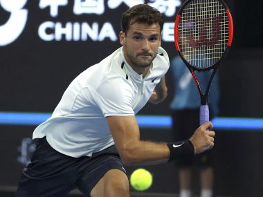 ATP Finals: Grigor Dimitrov says he is not 'Baby Fed' anymore after David Goffin demolition