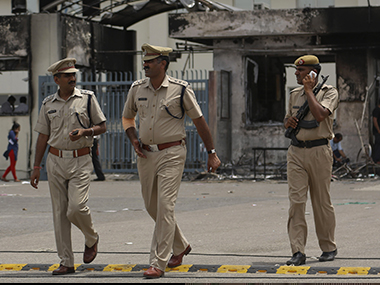 Faridabad attack Three arrested for thrashing men over suspicion of carrying beef
