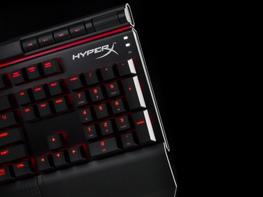 HyperX launches its Alloy Elite and Alloy FPS Pro Mechanical Keyboards for a price of Rs 11,000 and Rs 7,499 respectively