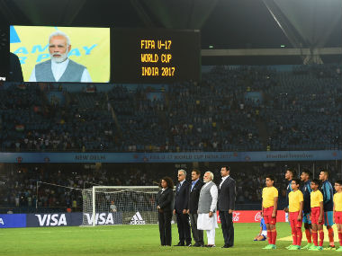 FIFA U-17 World Cup 2017: LOC clears confusion around 'sold out tickets and empty seats'