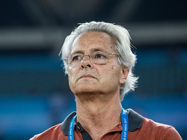 Indian Arrows head coach Luis Norton de Matos steps down from role citing personal reasons