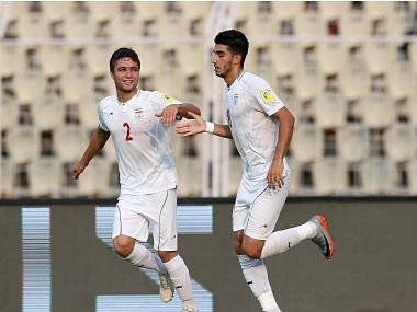 FIFA U17 World Cup 2017 Tactically astute Iran outwit Mexico to set up quarterfinal clash with Spain